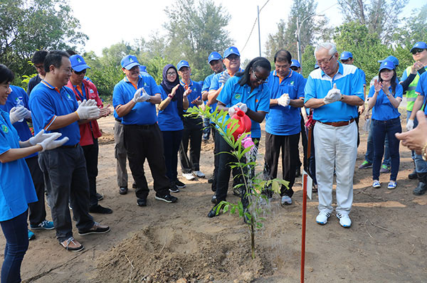 Piasau Nature Reserve to get timely boost